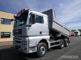 MAN -tga-26-480-6x4-retarder-automatic - Tipper Trucks, Price ...