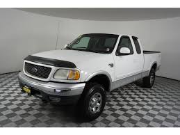 Pre-Owned 2000 Ford F-150 XL Supercab 139
