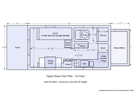 100 Small Trailer House Plans Tiny On Canada