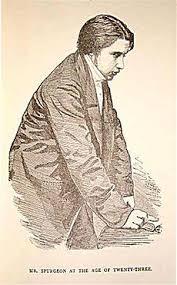 Spurgeon At Age 23