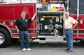 100 Black Fire Truck Hawleyville Fighters Acquire Quint The Newtown Bee