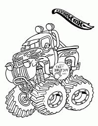 100 Monster Truck Drawing Bulldozer Coloring Pages Lovely Hot Pictures