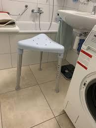 dusch bad hocker stuhl höhen verstellbar kaufen auf ricardo