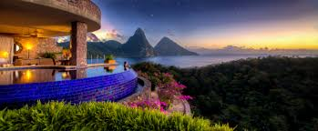 100 Jade Mountain St Lucias Anse Chastenet Listed Among The