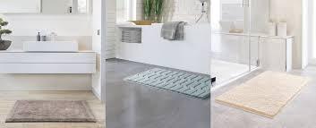 hochwertige designer badteppiche und badematten der