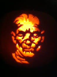 Easy Zombie Pumpkin Stencils by 100 Kids Pumpkin Carving Ideas 195 Best Halloween Images On