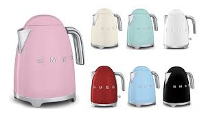 Smeg 50s Retro Style 17L Aesthetic Electric Kettle
