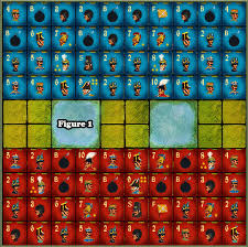 Board Of Stratego Game
