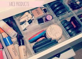 Vanity Table Ikea Uk by My Makeup Storage Ikea Malm Dressing Table Burguesinha Makeup