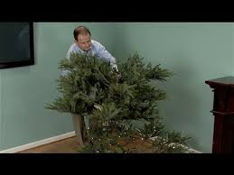 Mountain King Christmas Trees 9ft by How To Take Down An Artificial Christmas Tree Youtube