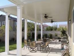Orange County Aluminum Insulated Solid Patio Covers Riverside CA
