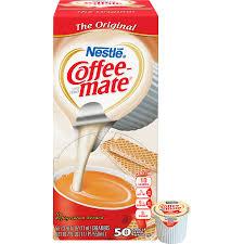 Nestleacutereg Coffee Matereg Creamer Original