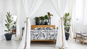 frischer aufwachen in der jungle schlafzimmer oase