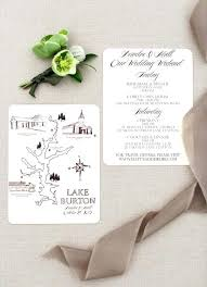 Inspirational Maps For Wedding Invitations Beautiful Custom With Map Rustic White Photography 43
