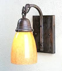craftsman style wall sconces slwlaw co