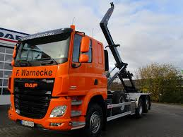 100 Truck Sleeper Cab DAF CF FAR 6x2 CUSTOMER F Warnecke Rohstof Flickr