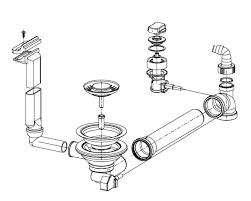 Franke Sink Grid Uk by Complete Waste And Overflow Fitting For Franke Kitchen Sinks Inset