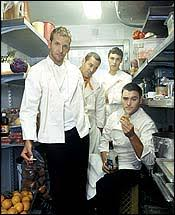 Kitchen Confidential on Fox Fall TV Preview 2005