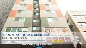 100 Blooming House Residence Seoul Hotels South Korea