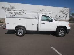 USED 2013 GMC SIERRA 2500HD SERVICE - UTILITY TRUCK FOR SALE IN AZ #2300