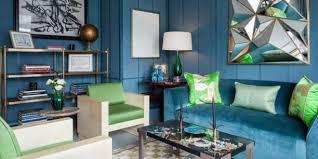 wohnzimmer wandfarbe blau wohnzimmer inspirationen in blau