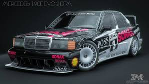 Mercedes 190E Evo 2 DTM by nancorocks on DeviantArt