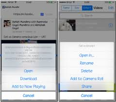 Best Free Video Downloader for iPhone iPad Android
