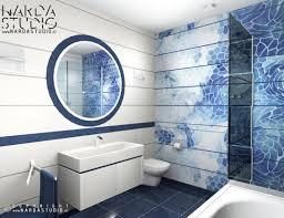 nardastudio badezimmer blau