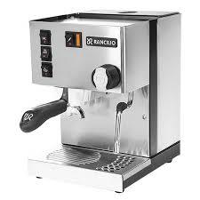 Rancilio Silvia V3 Espresso Machine