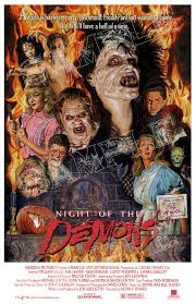 Wnuf Halloween Special Imdb by The Horrors Of Halloween Night Of The Demons 1988 Posters By