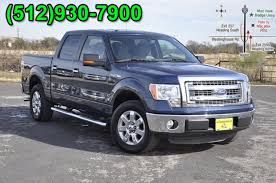 100 Used Trucks For Sale In Austin Tx 2014 D F150 XLT Crew Cab Pickup In TX 521483A