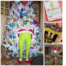 The Grinch Xmas Tree by How To Throw A Grinch Costume Party Halloween Costumes Blog