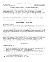 Government Sample Resume Writing And Administrative Jobs Gov