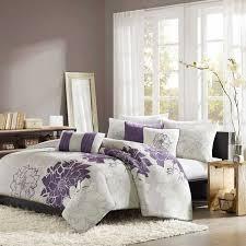shop madison park lola purple comforters duvets the home