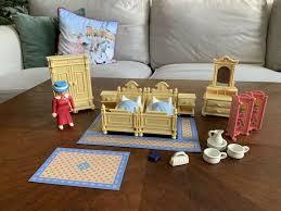 playmobil 5300 puppenhaus schlafzimmer rosa serie