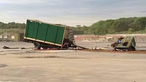 11 Best Bollards Ballards Crash Crash Test Month Truck Hitting A Bollard