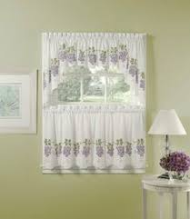 Purple Grape Kitchen Curtains by Grape Vintage Shabby Chic Home Decor And Vintage Finds