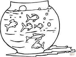 Click The Fish Tank Coloring