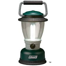 coleman rugged battery powered lantern family size