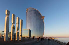 100 W Hotel Barcelona Best S In Departures Amuse