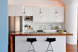Kitchen Design For Apartments Marvelous Small Apartment 24