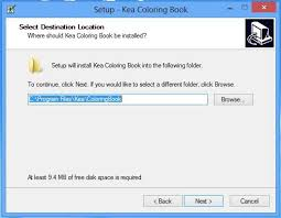 Kea Coloring Book Windows 7 Uninstall How To Remove