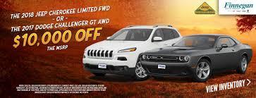 New 2018-2019 Chrysler Dodge Jeep Ram & Used Car Dealership In ...