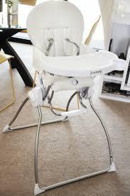 User-friendly Modern Highchair {Joovy Nook} - In The Know Mom