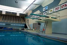 Diving Boards From Below