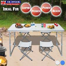 ALUMINIUM FOLDING PORTABLE CAMPING PICNIC PARTY DINING TABLE WITH 4 ... Kids Ding Table And Chair Set Fniture Nantucket Coaster Stanton Contemporary Value City China White Nordic Event Party Oval Shape Pedestal For 6 With Brown Painted Also Teak Alinium Folding Portable Camping Pnic Party Ding Table With 4 Johoo Comfortable Plastic Restaurant The Table That Grows To Match The Party Ikea Amazoncom Miniature Tea Colctible Whosale Tables Suppliers Aliba Traditional V Modern Room Sets Expand Tempo And Chairs Granby Merlot 7 Pc Rectangle Woodback