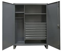 48 Cabinet With Drawers by Durham Extra Heavy Duty Welded 12 Gauge Steel Wardrobe Cabinets