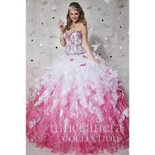 compare prices on white pink quinceanera dresses online shopping