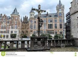 100 Where Is Antwerp Located Crucifix In The Het Steen Castle In Belgium