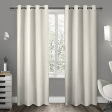 108 Inch Blackout Curtains White by Lofty Inspiration Blackout Curtains 108 Inches Blackout Curtains